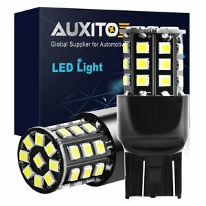 Auxito 7440 7443 7444 Led Reverse Light Bulb For Ford F 150 2018 Cool White 33e