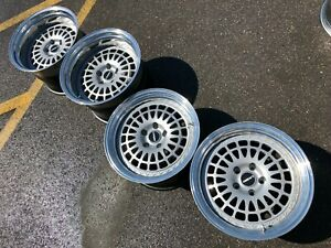 18 Livery Delta Forged Wheels Rims 5x120 Rotiform Niche Tsw Bmw M3 E46 Hre