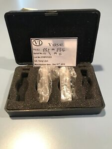 Varsal Type 21 i 5 Ir Quartz Rectangu Fluorometer Spectrophotometer Cell