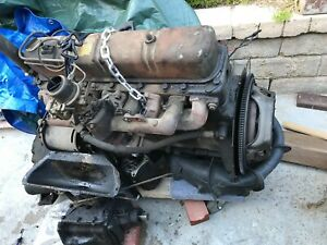 1954 Ford F 100 223 Truck Engine 6 Cylinder Engine And Three Speed Transmission