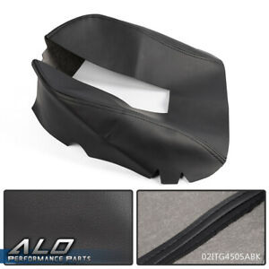 Leather Armrest Console Lid Cover Fits For 07 13 Chevy Silverado Avalanche Gmc