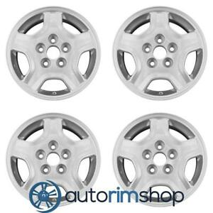 Toyota Camry 2002 2002 15 Factory Oem Wheels Rims Set