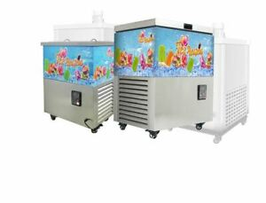 Commercial Ice Popsicle Machine Ice Lolly Machine Ice Popsicle Stick Maker