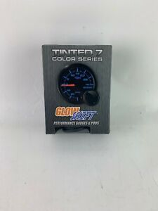 Glow Shift 7 Tinted Color Series Performance Gauges