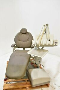 Pelton Crane Spirit Sp20 Dental Exam Chair For Operatory Patient Comfort