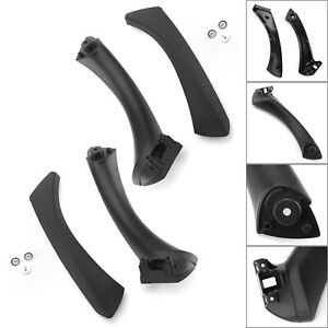 Inner Door Panel Handle Outer Pull Trim Cover For Bmw E90 Left 1 right 2 Side Us