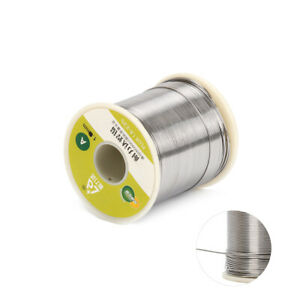 1 2mm Tin Lead Roll Solder Wire Rosin Core Flux For Electrical 1 6 2 2 900g
