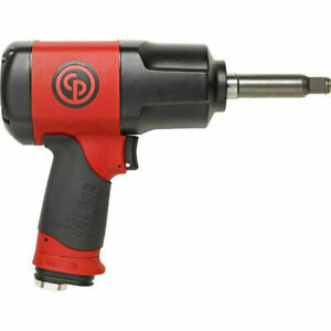Chicago Pneumatic Cp7748 2 1 2 Drive 2 Shank 920 Ft Lbs Impact Wrench