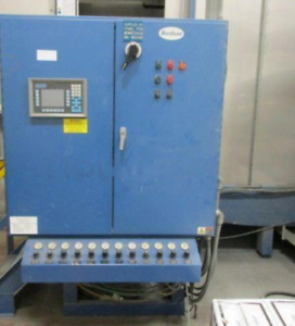 6c Control Cabinet Ck05sl Nordson Versa Powder Coating Booth Components Plc