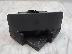 Oem 02 05 Kia Sedona Smoke Gray Lower Center Console Pull Out Cup Holder
