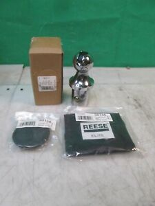 Reese Elite 19311 2 5 16 Pop in Ball Hitch Gooseneck Head New Free Fast Ship