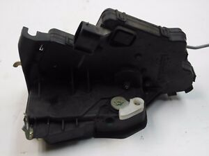 Oem 01 05 Bmw 325xi Sedan Rear Driver s Side Door Latch lock Actuator W pull Tab