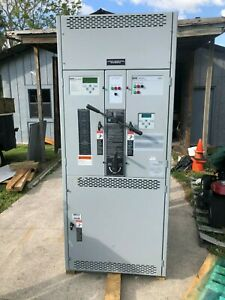 Asco 3000 Amp Automatic Transfer Switch 480v 3 Phase 7000 Series
