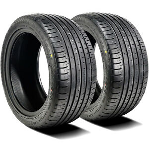 2 New Accelera Phi 2 295 30zr20 295 30r20 101y Xl A S High Performance Tires