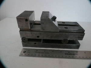 Precision Grinding Sine Vise Toolmakers Machinist Inspection Moldmakers Toolroom