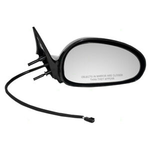Passengers Power Side View Mirror Fits 94 95 Ford Mustang Base Gt Svt Cobra