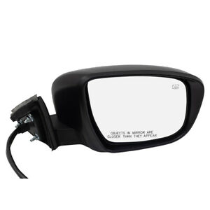 Passenger Power Side Mirror Heated Signal Camera For 17 18 Nissan Rogue