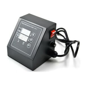 Control Box temperature Time Digital For Tshirt Mug Plate Cap Heat Press Machine