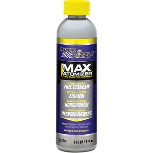 Royal Purple Max Atomizer Fuel Injection Cleaner 18000 2 4 6 12 Can Packs