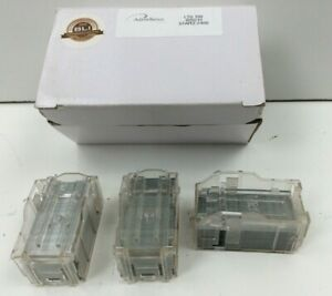 3 New Replacement Staple Cartridges For Savin Type T Copier printer 405010