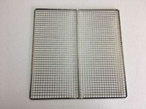 Tube Screen Grate For Deep Fryer 13 X 13 Pitco Blue Seal Imperial