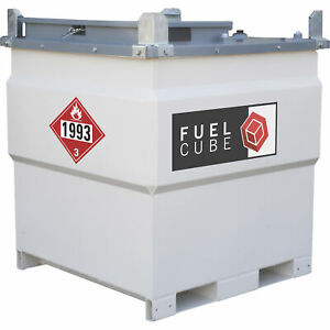 Western Global Fuelcube Diesel Fuel Tank 250 Gallons Model Fcp250