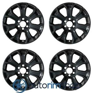 Cadillac Esv Escalade 2015 2019 22 Oem Wheels Rims Full Set