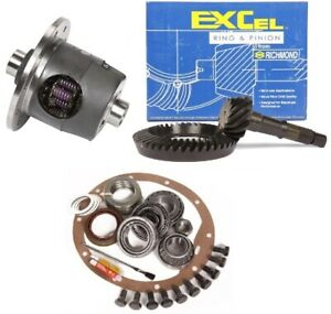 Gm 8 875 Chevy 12 Bolt C10 Truck 3 73 Ring And Pinion Auburn Posi Excel Gear Pkg