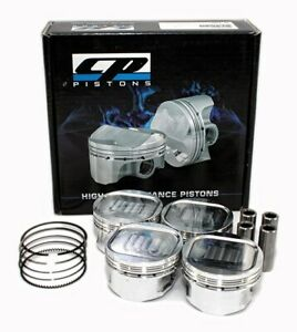 Cp Carrillo Sc7400 For Subaru Ej20 Wrx Forged Pistons 92 5mm 0 5mm 8 5 1cr Qty4