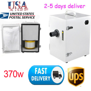 Dental Lab Digital Single row Dust Collector Vacuum Cleaner Suction Equipment