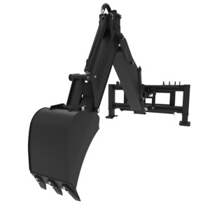 Backhoe For Tractor Mz60001 t