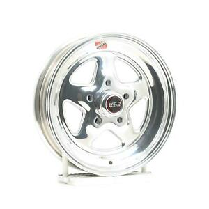 Weld Racing Prostar Polished Wheel 15 x3 5 5x4 75 Bc Set Of 2