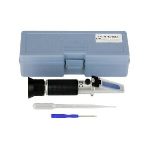 Jorgensen Brix 0 32 Optical Refractometer J0351b