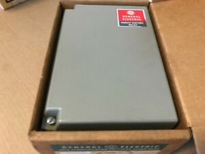 Ge Photo Electric Relay 3s7506pg520a6