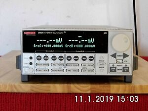 Keithley 2602b Dual Channel Sourcemeter Nist Cal ed W data 7 In Stock