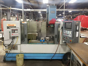 Mazak Vtc 20b 4 Axis Cnc Vertical Mill Machining Center