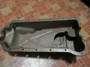 1948 To 1953 Ford Lincoln Mercury Flathead V8 8ba Oil Pan Nice