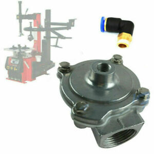 1 Tyre Tire Changer Part Bead Blast Air Control Valve For Corghi Accu Turn