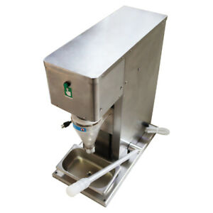 Used Milk Shake Machine Maker Ice Cream Mixer Smoothie Frappe Drink Blender Mix