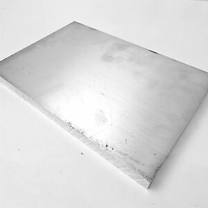 875 Thick 6061 Aluminum Plate 10 75 X 15 Long Solid Flat Stock Sku137248