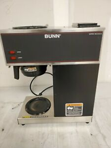 Bunn Vpr Blk 2 Burner 33200 0002 Commercial Pourover Coffee Brewer