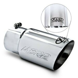 Mbrp Angled Exhaust Tip 5 Inlet 6 Outlet Xdp Special Edition Universal