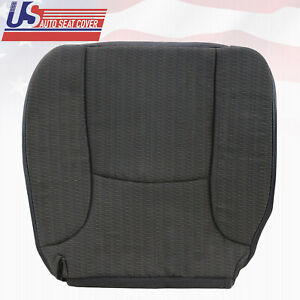 Dodge Ram Work Truck Lower Bottoms Cloth Cover Dark Gray 2002 2003 2004 2005
