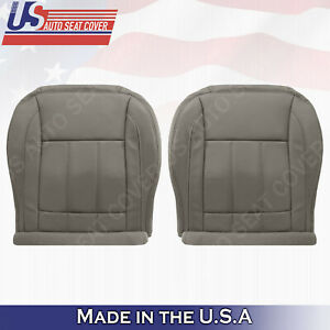 Khaki 2006 To 2009 Dodge Ram 1500 Laramie Perforated Front Bottoms Leather Cover