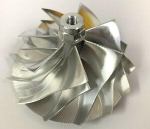 7 3 Powerstroke 1994 5 2000 Gtp38 60 80 Turbo Billet Compressor Wheel 7 7