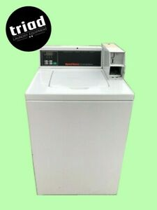 Speed Queen Top Load Coin Op Commercial Washer 1ph Huebsch Unimac Dexter Ipso
