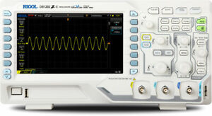 Rigol Ds1202z e Two Channel 200 Mhz Digital Oscilloscope