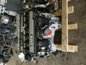 Engine 3 0l Sedan I Rwd Automatic Transmission Fits 06 Bmw 330i 13899942