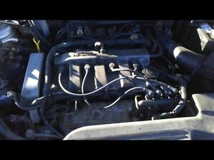 Engine 1 8l Vin 1 8th Digit Fits 99 00 Mazda Protege 14948442