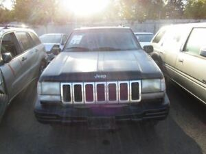 Automatic Transmission 6 242 4wd Fits 98 Grand Cherokee 13100653